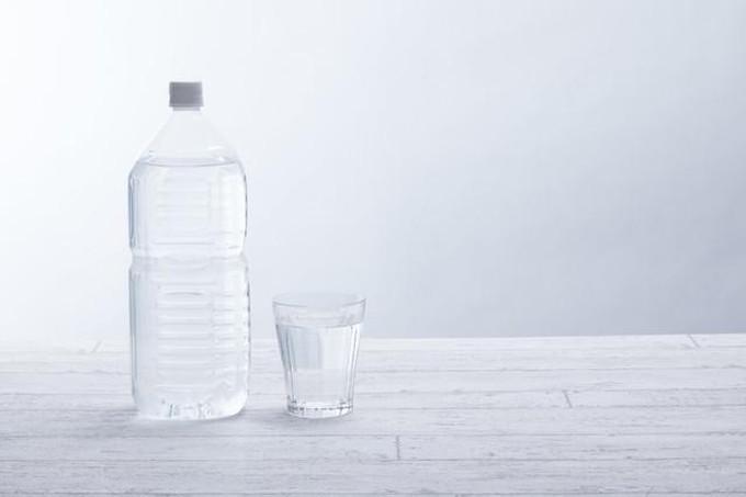 しっかり水分補給