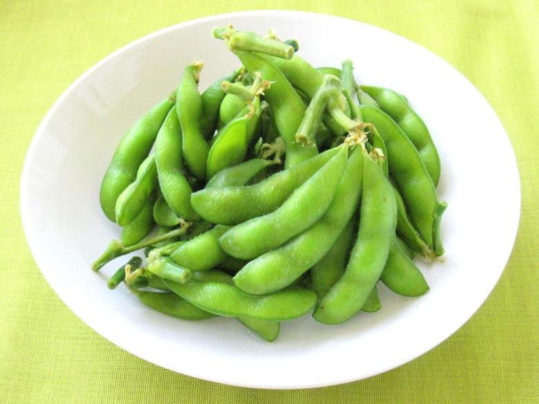 父の日のおつまみで愛される枝豆