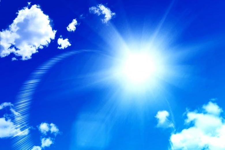 夏,紫外線