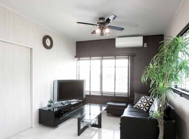 室内における除湿器の設置場所