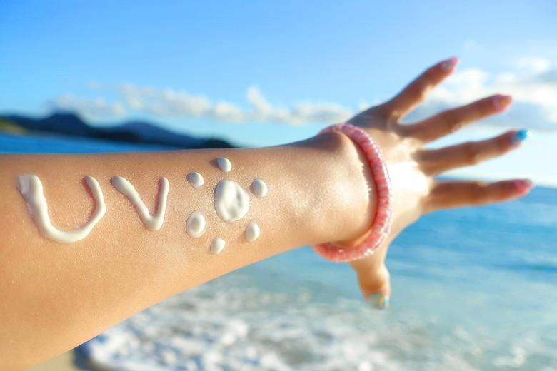 紫外線と日焼け止めの関係