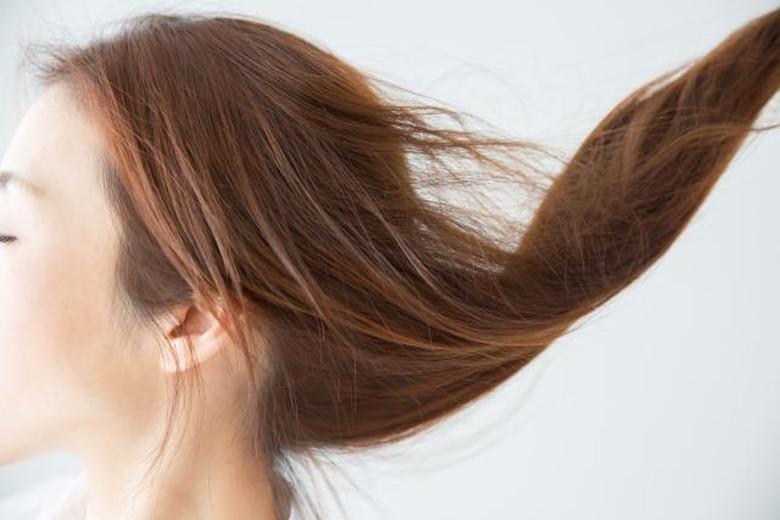 髪のダメージをケア