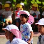 子供たちの運動会