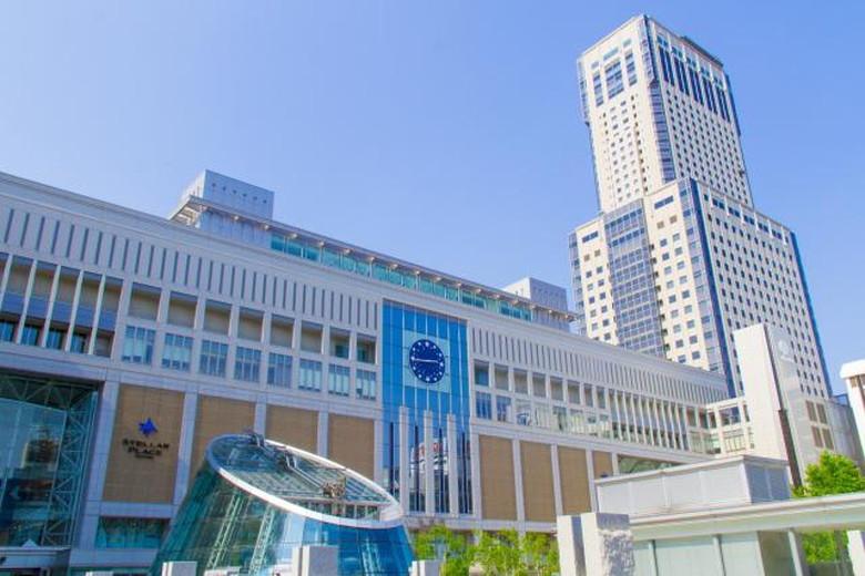 夏の札幌でショッピングデート