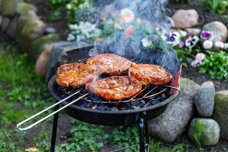 BBQの醍醐味お肉のグリル