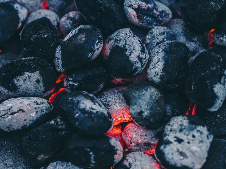 BBQ炭火
